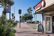 Cold Stone Creamery at Seal Beach Pier Orange County California