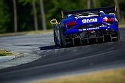Lamborghini Super Trofeo Testing at Virginia International Raceway.