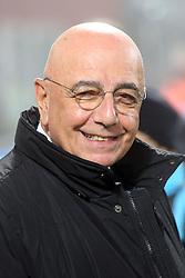 ADRIANO GALLIANI<br /> SASSUOLO - MILAN<br /> CAMPIONATO CALCIO SERIE A 2013-2014<br /> REGGIO EMILIA 12-01-2014<br /> FOTO FILIPPO RUBIN