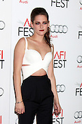 03.NOVEMBER.2012. LOS ANGELES<br /> <br /> KRISTEN STEWART ATTENDS THE &quot;ON THE ROAD&quot; GALA SCREENING AT THE AFI FILM FESTIVAL 2012 AT THE GRAUMANS CHINESE THEATRE IN LOS ANGELES<br /> <br /> BYLINE: EDBIMAGEARCHIVE.CO.UK<br /> <br /> *THIS IMAGE IS STRICTLY FOR UK NEWSPAPERS AND MAGAZINES ONLY*<br /> *FOR WORLD WIDE SALES AND WEB USE PLEASE CONTACT EDBIMAGEARCHIVE - 0208 954 5968*