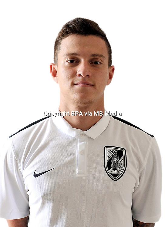 Portugal - Primera Liga NOS 2015-2016 /  <br /> ( Vitoria Guimaraes SC ) - <br /> Otavio Edmilson da Silva Monteiro &quot; Otavio &quot;