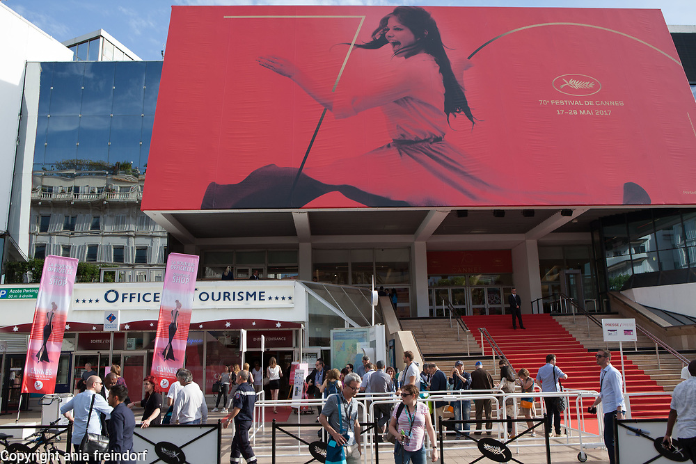 Cannes 70 Film Festival, France, 2017