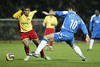 Photo: Marc Atkins.<br /> Watford v Wigan Athletic. The Barclays Premiership. 21/02/2007.