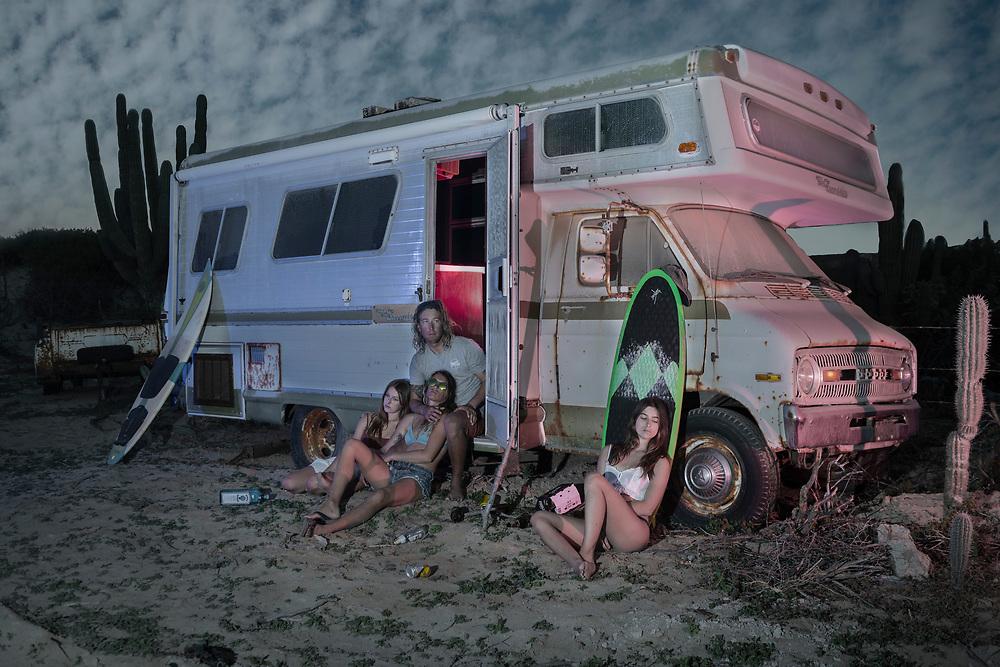 Mexican Dreamscapes Gringos in Dreamland