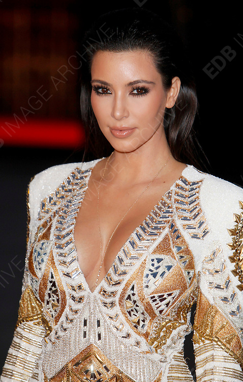 23.MAY.2012. CANNES<br /> <br /> KANYE WEST AND KIM KARDASHIAN ARRIVE AT THE PALM BEACH CASINO FOR THE WORLD PREMIERE OF THE MOVIE CRUEL SUMMER MADE BY KANYE WEST AT THE 65TH CANNES FILM FESTIVAL.<br /> <br /> BYLINE: EDBIMAGEARCHIVE.CO.UK<br /> <br /> *THIS IMAGE IS STRICTLY FOR UK NEWSPAPERS AND MAGAZINES ONLY*<br /> *FOR WORLD WIDE SALES AND WEB USE PLEASE CONTACT EDBIMAGEARCHIVE - 0208 954 5968*