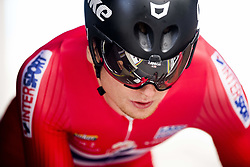 September 20, 2017 - Bergen, Norway - ANDREAS VANGSTAD of Norway on the start line ahead of the Men Elite Individual Time Trialof the UCI Road World Championships in Bergen. (Credit Image: © Jon Olav Nesvold/Bildbyran via ZUMA Wire)
