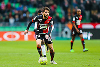 Sanjin PRCIC  - 25.01.2015 - Rennes / Caen  - 22eme journee de Ligue1<br /> Photo : Vincent Michel / Icon Sport *** Local Caption ***