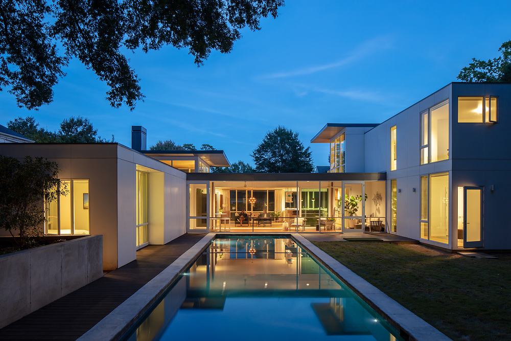 Sepi Residence | Frank Harmon Architect | Raleigh, North Carolina