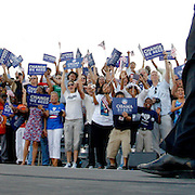 "OT_296295_ALLE_Obama.WILLIE J. ALLEN JR.  |   Times.(10/21/2008 Lake Worth).Senator Barack Obama on his Barnstorm across Florida tour at MIAMI ""CHANGE WE NEED"" EARLY VOTE RALLY in Miami, FL(WILLIE J. ALLEN JR.   