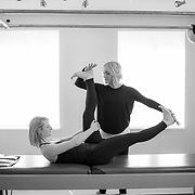 Georgetown Pilates instruction. John Boal Photography