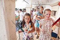 Allegro Moldo: Konzert der Kinderkurse der Sommerakademie bei Allegro Vivo