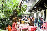 Restaurant Baan Mae Yui.