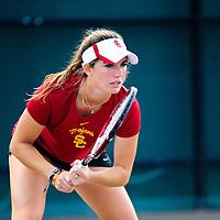 USC W Tennis v St. Mary's