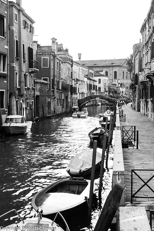 Venice, Italy - Cannaregio district