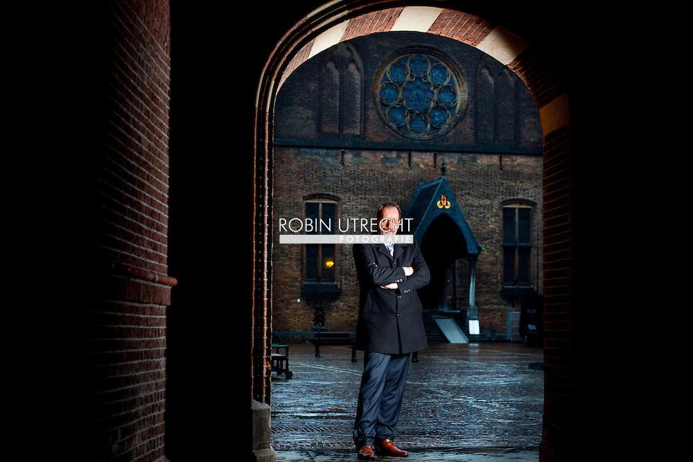 DEN HAAG - Portret van Jhim  van Bemmel. ROBIN UTRECHT