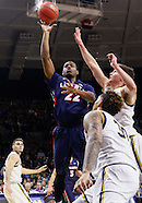 NCAA Basketball - Notre Dame Fighting Irish vs Liberty - South Bend, IN