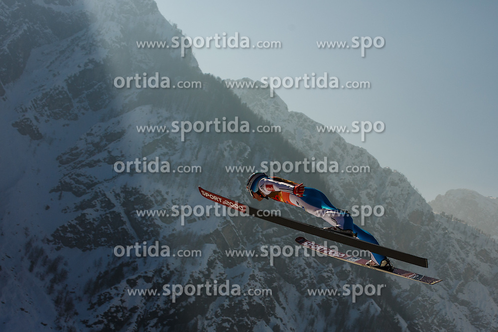 Joachim Hauer (NOR) during the Ski Flying Hill Individual Competition at Day 4 of FIS Ski Jumping World Cup Final 2016, on March 20, 2016 in Planica, Slovenia. Photo by Grega Valancic / Sportida