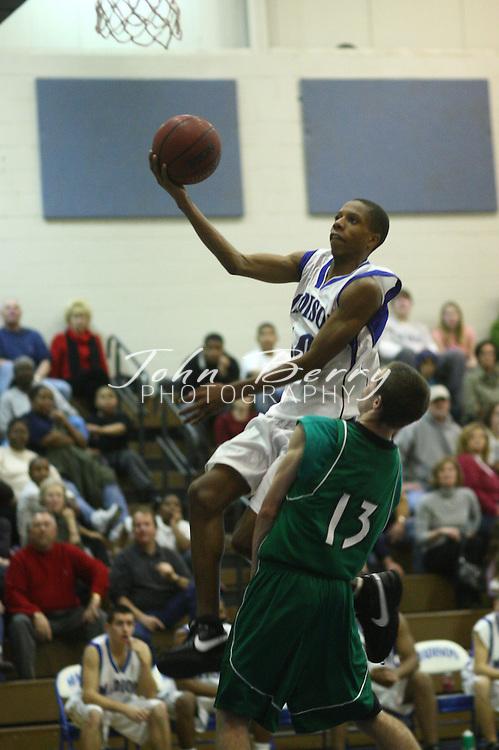 MCHS Varsity Boys Basketball.vs Greene.12/22/2007.