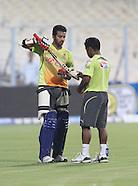 110417 - Rajasthan Royals Training Session