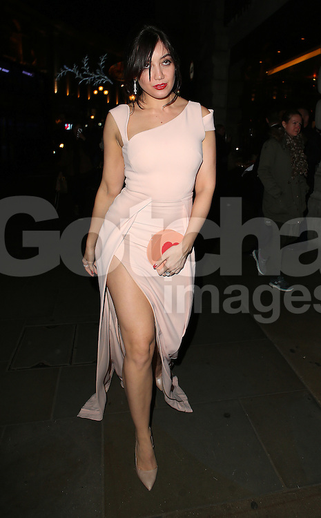 Daisy Lowe atttends the British Fashion Awards After Party at Cafe Royal in London, UK. 01/12/2014<br />