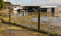 Edgecumbe-Families begin moving back to flooded property