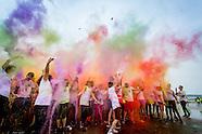 Colour run Jersey 2016