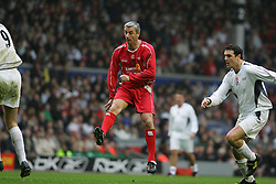 LIVERPOOL, ENGLAND - SUNDAY MARCH 27th 2005: Liverpool Legends' Ian Rush during the Tsunami Soccer Aid match at Anfield. (Pic by David Rawcliffe/Propaganda)