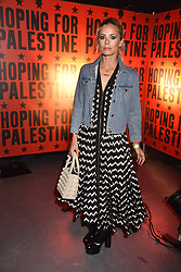 "Laura Bailey at ""Hoping For Palestine"" Benefit Concert For Palestinian Refugee Children held at The Roundhouse, Chalk Farm Road, England. 04 June 2018. <br /> Photo by Dominic O'Neill/SilverHub 0203 174 1069/ 07711972644 - Editors@silverhubmedia.com"