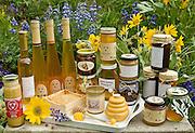 Various honey.