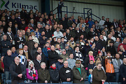 A minutes silnece for two times League Cup winner Jimmy Toner - Dundee v Ross County - Ladbrokes Premiership at Dens Park<br /> <br />  - &copy; David Young - www.davidyoungphoto.co.uk - email: davidyoungphoto@gmail.com