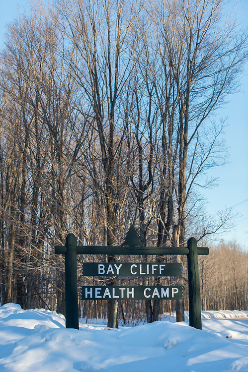 Scenes at Bay Cliff Health Camp in Big Bay, Michigan during the Michigan Department of Natural Resources Becoming an Outdoors Woman program.