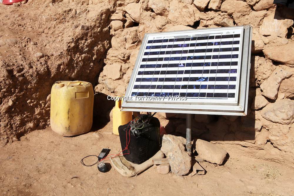 solarpanel in afghanistan