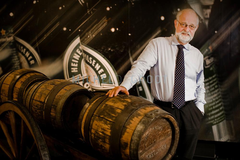 Fred Holvast, directeur logistiek van Heineken