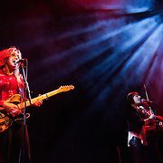 Viv Albertine live at the Queen Elizabeth Hall Oct13