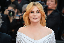 Emmanuelle Seigner attending the Based On A True Story (D'Apres Une Histoire Vraie) screening during the 70th Cannes Film Festival on May 27, 2017 in Cannes, France. Photo by Julien Zannoni/APS-Medias/ABACAPRESS.COM