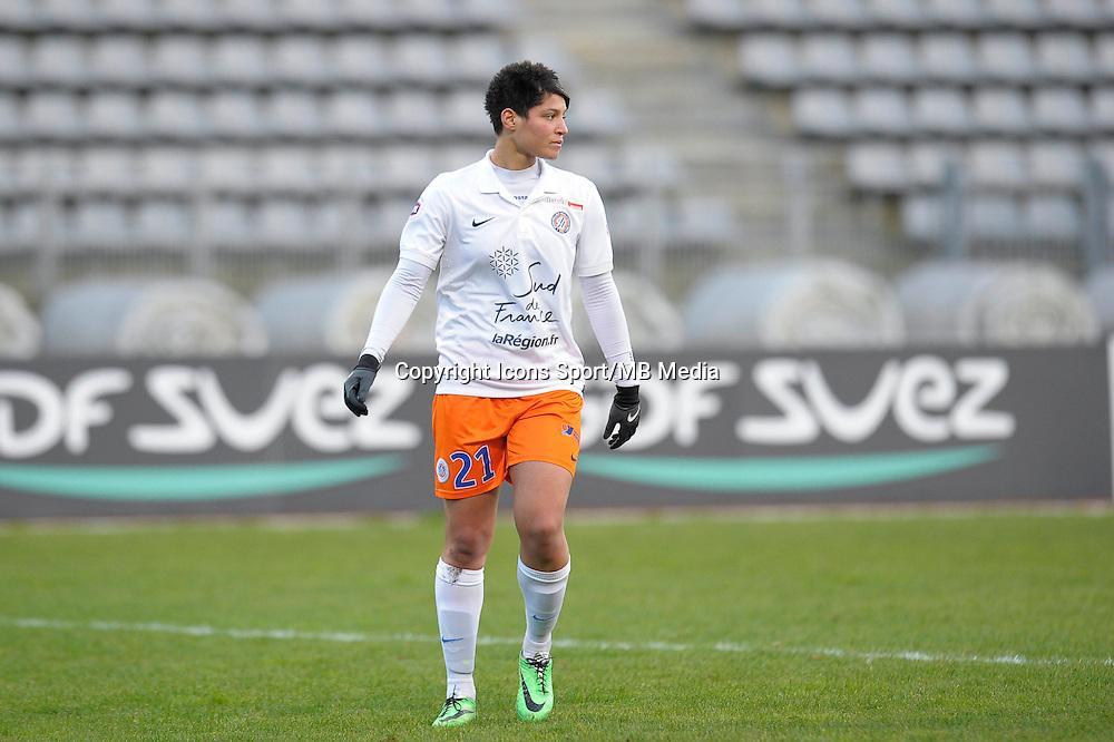 Valerie Gauvin  - 20.12.2014 - PSG / Montpellier - 14eme journee de D1<br /> Photo : Andre Ferreira / Icon Sport