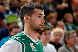 Saso Ozbolt of Slovenia at exhibition game between Slovenia and Poland for Primus Trophy 2011Lithuania as part of exhibition games before European Championship L2011on July 23, 2011, in Ljudski Vrt, Ptuj, Slovenia. (Photo by Matic Klansek Velej / Sportida)