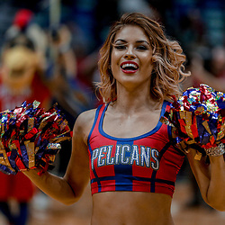 Dec 6, 2017; New Orleans, LA, USA; XXXX during the second half at the Smoothie King Center. The Pelicans defeated the Nuggets 123-114. Mandatory Credit: Derick E. Hingle-USA TODAY Sports