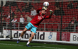 Frank Fielding of Bristol City during the warmup - Mandatory by-line: Gary Day/JMP - 13/10/2017 - FOOTBALL - Ashton Gate Stadium - Bristol, England - Bristol City v Burton Albion - Sky Bet Championship