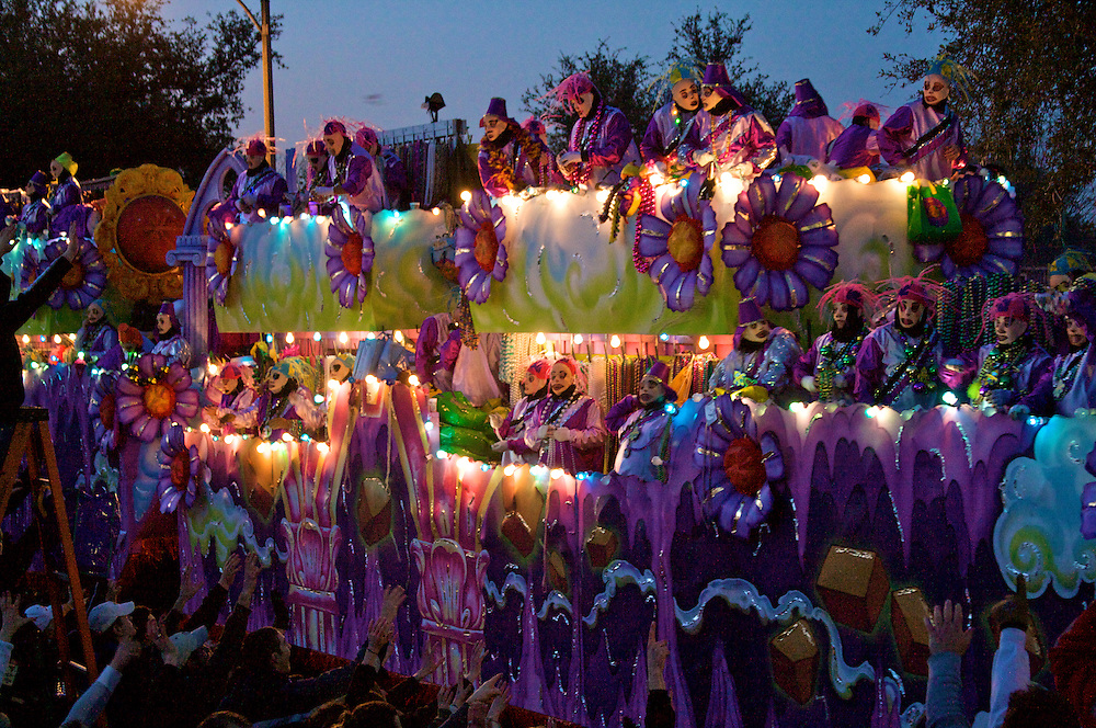 Endymion Parade, New Orleans, LA
