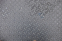 Full frame shot of gray metal wall