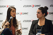 e-Tourism Summit 2015 at Parc 55 San Francisco in San Francisco, California, on October 23, 2015. (Stan Olszewski/SOSKIphoto)