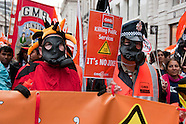 Anti-Austerity Union March  2014