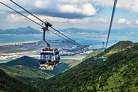 Ngong Ping Cable Car (Skyrail 360) & HK International Airport (Chek Lap Kok)