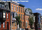 Historic York, PA, Circa 1900 Row Houses
