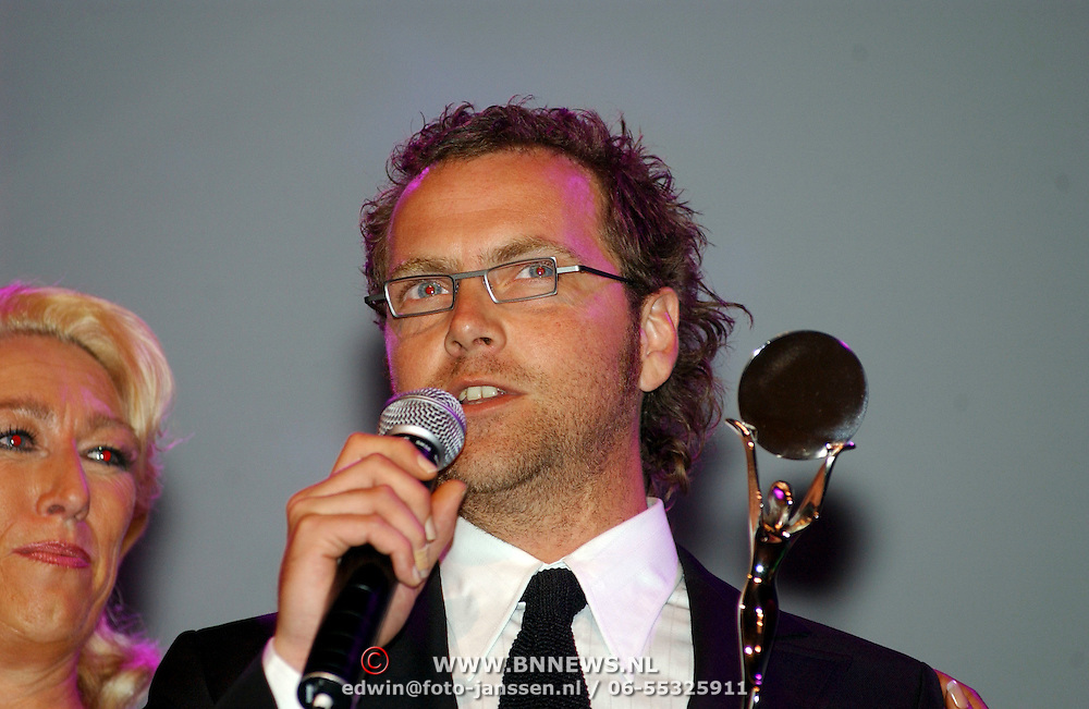 NLD/Hilversum/20050522 - Uitreiking Coiffure awards 2005, Maurice den Exter
