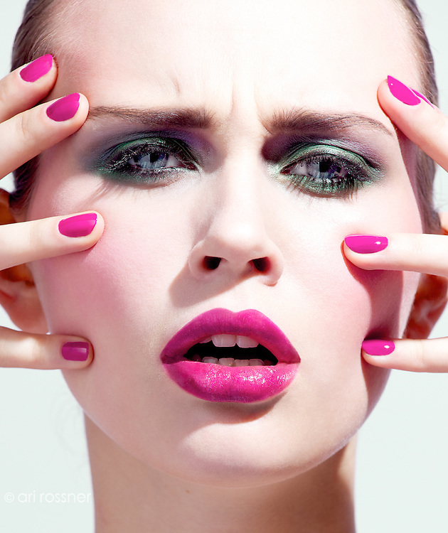 Model: Polina Kurdrjavtseva @ Crystal<br /> MU+H: Delphine Kellogg