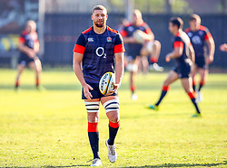 Nick Isiekwe (Saracens) - Mandatory by-line: Steve Haag/JMP - 13/06/2018 - RUGBY - Kings Park Stadium - Durban, South Africa - England Rugby Training and Press Conference, South Africa Tour