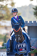Esmee Donkers - Chaina<br /> Longines FEI European Championships 2018<br /> © DigiShots