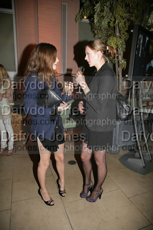 Anahita Resort launch party. Wallace Collection. London. 12 September 2007. ( Photo by Dafydd Jones)Ben Grimes;Gwyneth Harrison -DO NOT ARCHIVE-© Copyright Photograph by Dafydd Jones. 248 Clapham Rd. London SW9 0PZ. Tel 0207 820 0771. www.dafjones.com.